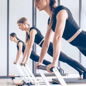 Reformer Duo Class – Single Session